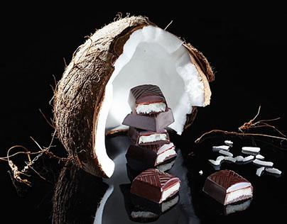 Enjoy Dark Chocolate/LifeStyle