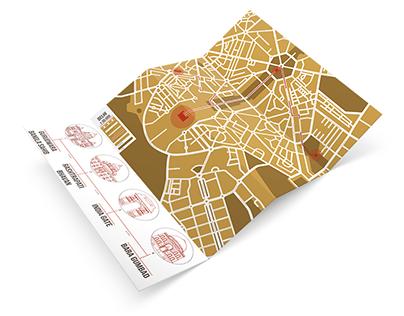 Delhi Tourist Map