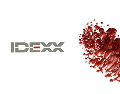 IDEXX - Logo Animation