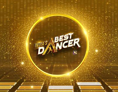 India's Best Dancer (SONY TV )