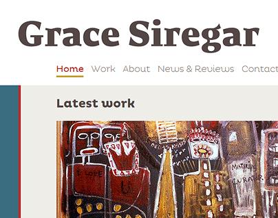 Website: Grace Siregar