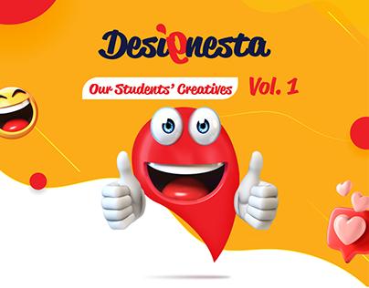 Designesta | Student Work Vol.1