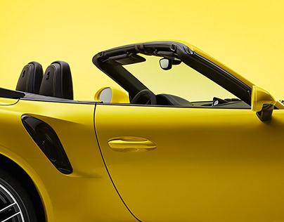 Porsche by Amos Fricke