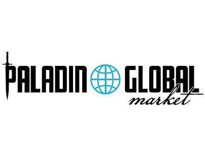 Paladin Global Market Logo Design