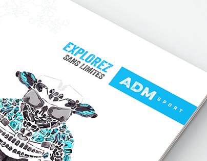 ADM Sports - 2018 Winter Campaign