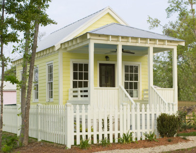 Kc 308 Katrina Cottage 1 On Behance
