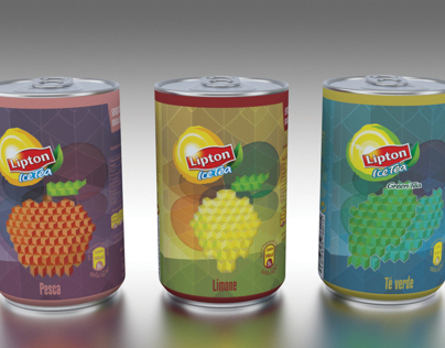 Lipton ice tea restyle