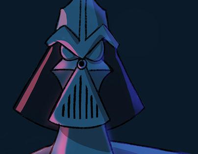 Darth Vader - Character Exploration