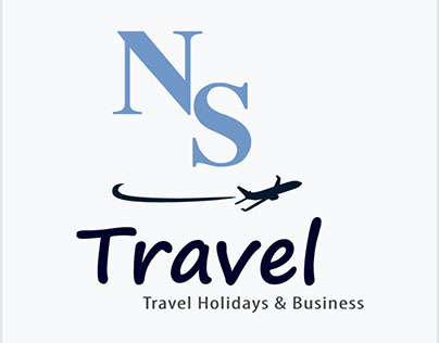 Création Logo Ns Travel