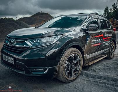 Honda CRV: Vận hành mạnh mẽ trên mọi hành trình
