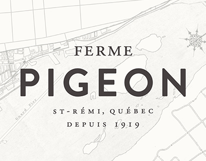 Ferme Pigeon