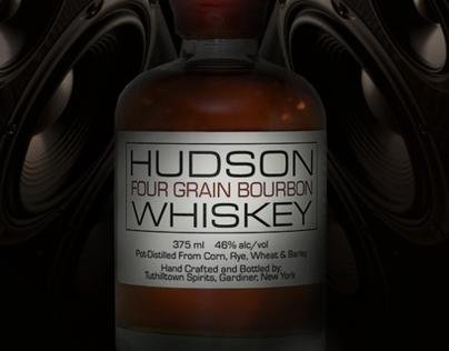 HUDSON WHISKEY - DISTILLER DJ