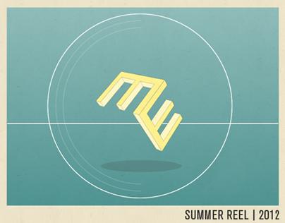 Summer Reel | 2012