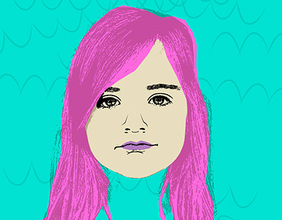 headshot pop art #2