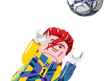 Football's Coming Home Lego Mashups