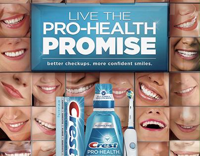 procter & gamble : crest pro-health