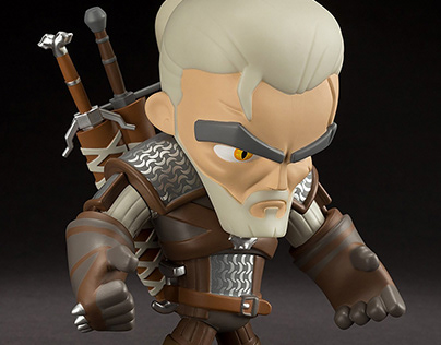 The Witcher Designer Vinyl Figure
