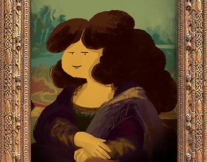 Mona Lisa   2019