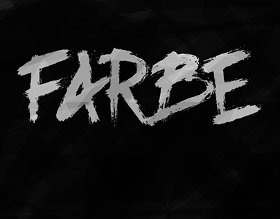Typeface: Farbe