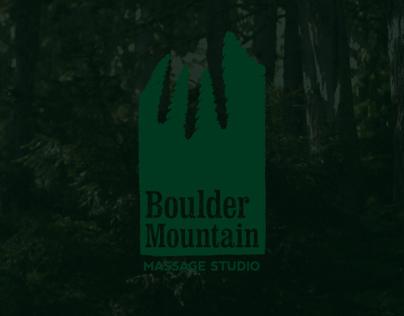 Boulder Mountain Massage Studio Logo