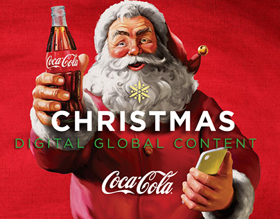 Christmas Coca-Cola Digital Global Content