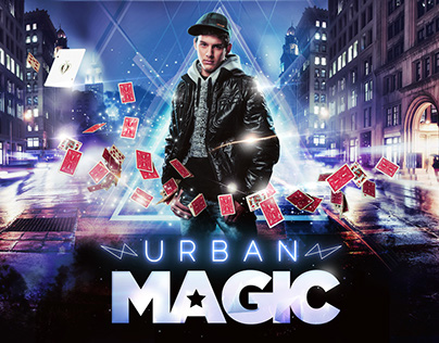 URBAN MAGIC - keyart