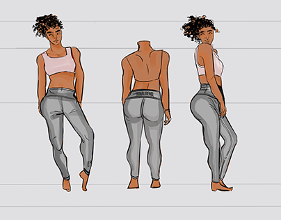 FinalBend Fitness, Fashion Design