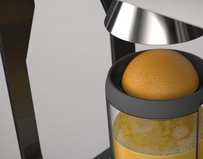 JUGO - Two handed juicer