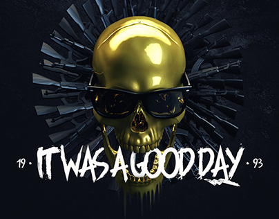 It Was A Good Day - Album Cover