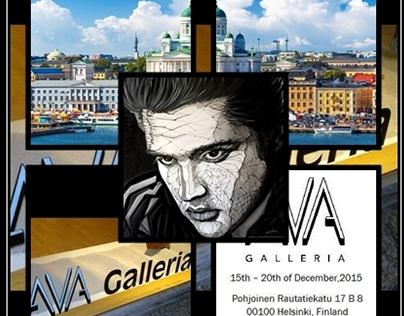 Sonny's Art* - AVA Galleria - Finland*