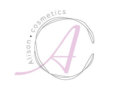 Alison Cosmetics 30 day logo challenge