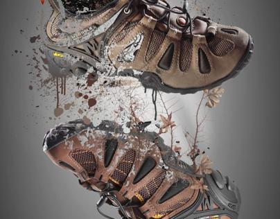 AD Campaign MERRELL FALL/ WINTER 2010