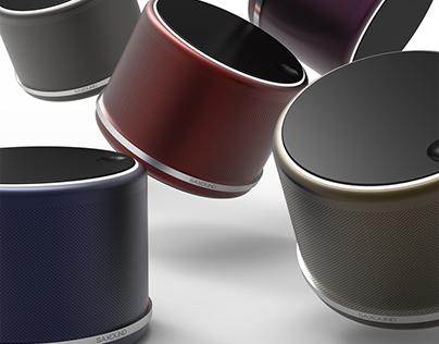 Saxound - Wireless Speaker