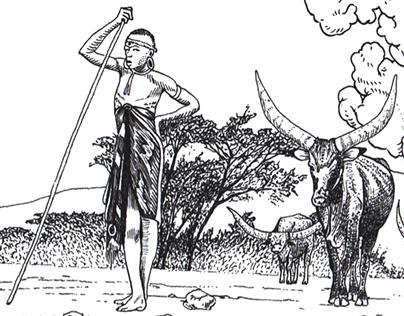 Masai Cattlemen