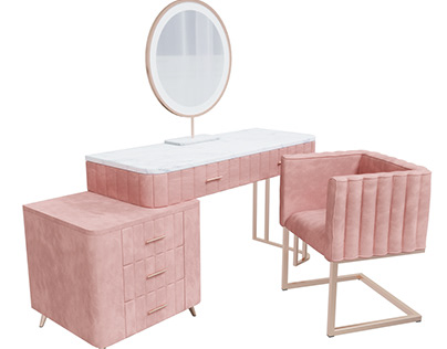 Dressing table FREE 3d model