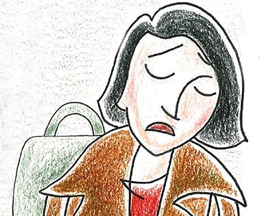 Understanding Anxiety and Panic (Comic)