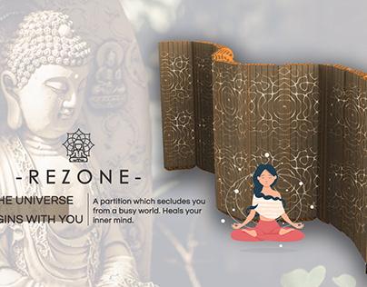R E Z O N E - (branding)