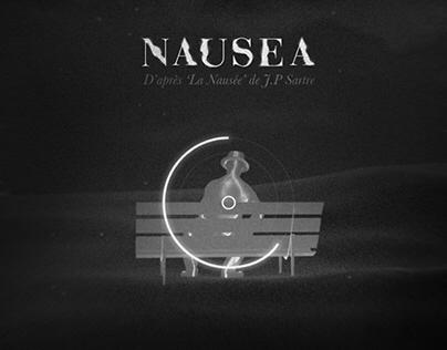 Nausea – Website & VR Experience