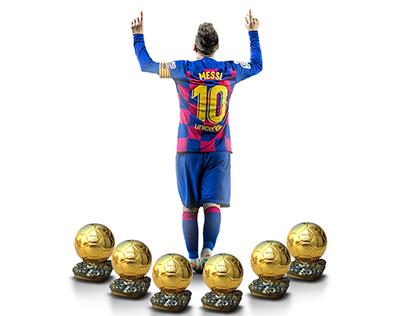 Messi The Closer For Ballon D'or