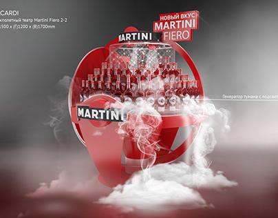 Creative Flight Martini