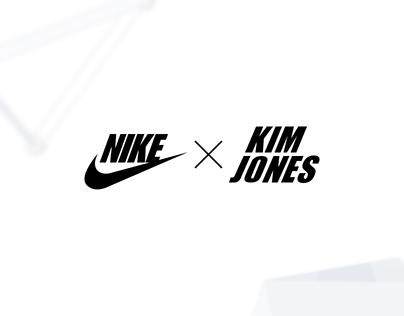 Nike - AirMax 360 HIGH X KIM JONES