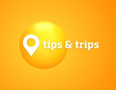 Tips&Trips Branding