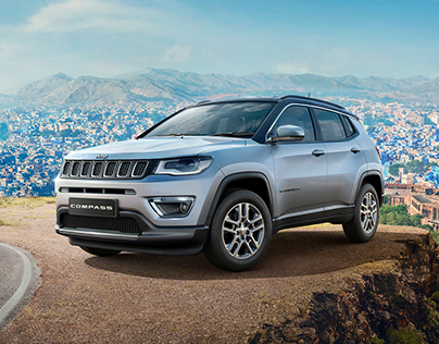 Jeep Compass - India Launch