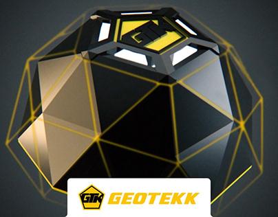 Geotekk   Limpet   3D Motion Graphics