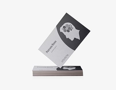 Business Card - Petruta Rosu