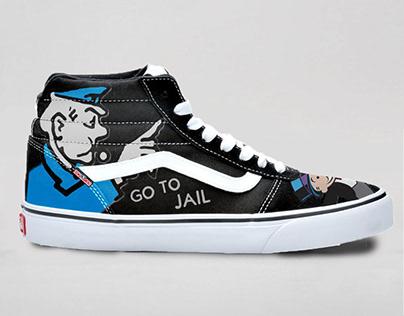 Vans x Monopoly / Footwear