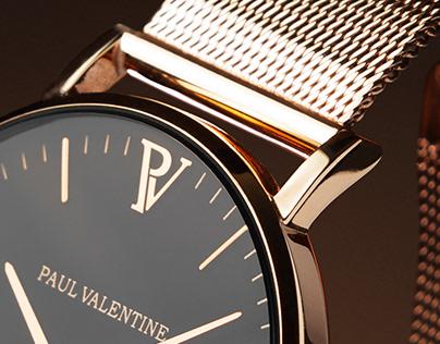 Paul valentine classic luxury