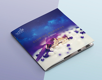 The Star Theatre, Glowing Memories Wedding Brochure