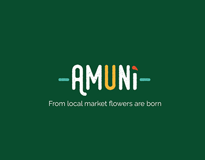 Amunì - From local market flowers are born