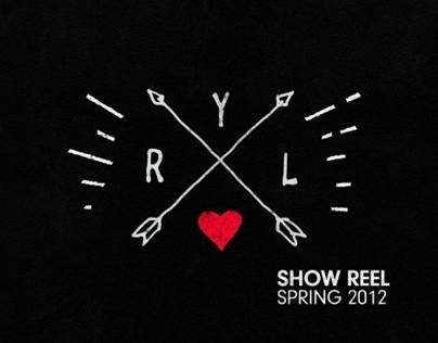 Show Reel Spring 2012